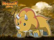 Chomp dinosaur kin