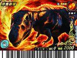 Tyrannosaurio negro