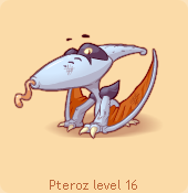 Pteroz lightblue