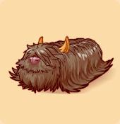 Castivorous brown