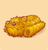 Castivorous yellow