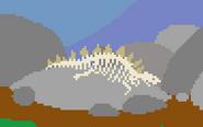 Stegosaurus Corpse2
