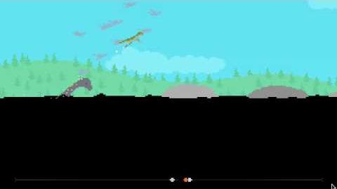 Dino Run—Ptero Storm—Multiplayer