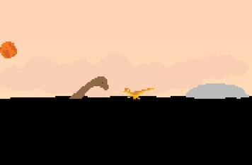A tar pit