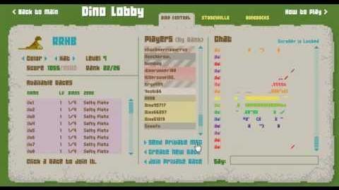 Dino Run HACKER!
