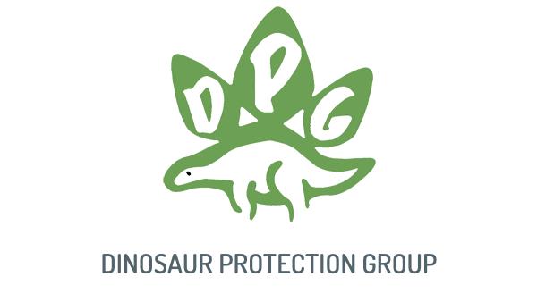 Dinosaur Protection Group Logo