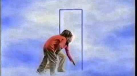 Chuck E Cheese's Ad- Door (2002)