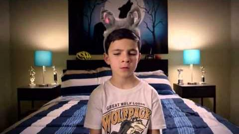 Great Wolf Lodge 'Fun Record' TV Commercial Ad