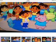 Dora school friends