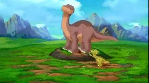 The Land Before Time X The Great Longneck Migration Adventuring