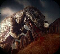 Ceratosaurus vs. Stegosaurus