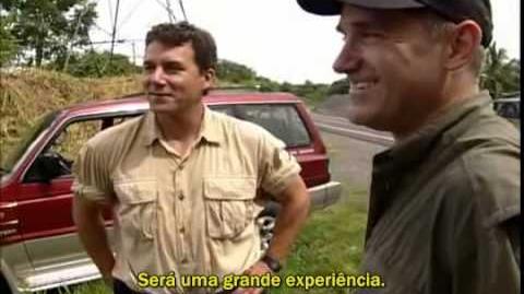 Documentário SuperCroc Legendado PT-BR - Parte 2