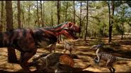 Dakotaraptor vs T-rex