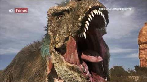 Focus - T Rex L'evoluzione di un re