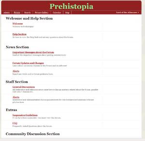 Prehistopia