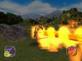 Magma Blaster - Hit