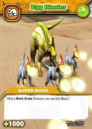Oviraptor TCG card