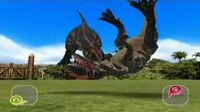 All Rock Normal Moves - Dinosaur King Arcade (English)
