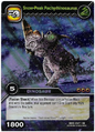 Pachyrhinosaurus-Snow-Peak TCG Card 2-Collosal