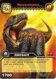 Torvosaurus TCG Card