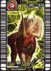 Centrosaurus Card 3 3rd