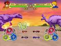 Eoraptor Fire vs Grass