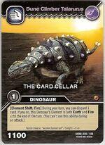 Talarurus-Dune Climber TCG Card