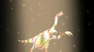 Dinosaur King Awaken - Super Therizinosaurus - Easy Mode (Japanese)