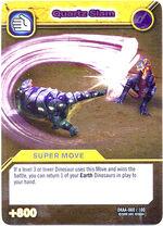 Quartz Slam TCG Card 1-Silver