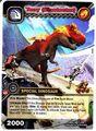 Tyrannosaurus - Terry DinoTector TCG Card 2-DKDS-Collosal (German)