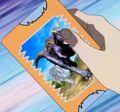 Ninja Attack card