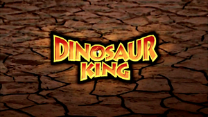 Dinosaur King title card