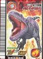 Giganotosaurus Card 07 1st