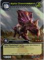Chasmosaurus Alpha TCG Card 2-Collosal