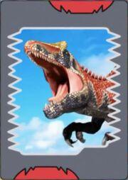 Saurophaganax card 1