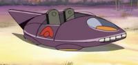 Alpha Hovercraft