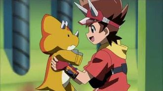 Dinosaur King Season 2 Episode 30 Fate Of The Cosmos