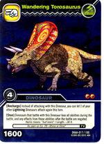 Wandering Torosaurus