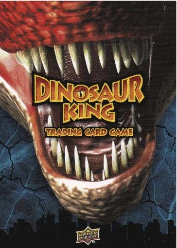 Dinosaur King TCG Choose 1 Dinotector Showdown Silver Rare Foil Card from List