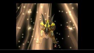 Dinosaur King Awaken Gameplay (Japanese) - Chomp (DinoTector) - Space Pirates Easy Mode (恐竜キングアーケード)