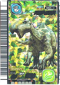 Altirhinus Card 2b (misprint 400)