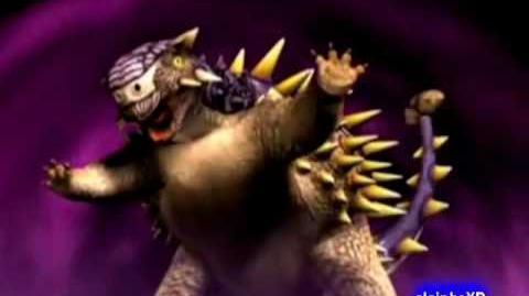 AlainbeXD - Dinosaur King Transformations