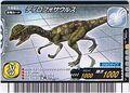 Dilophosaurus Card 3