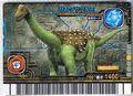 Saltasaurus Card 3