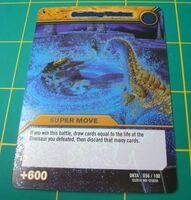 Vortex Swirl TCG Card 1-Silver (French)