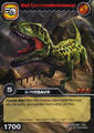 Carcharodontosaurus-Mad TCG Card 2-Collosal
