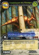 Charonosaurus-Pasture TCG Card 2-Collosal (French)