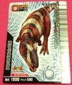 Majungasaurus Card (Super) 2