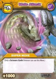 Mole Attack TCG Card