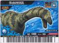 Titanosaurus Card (Super) 1